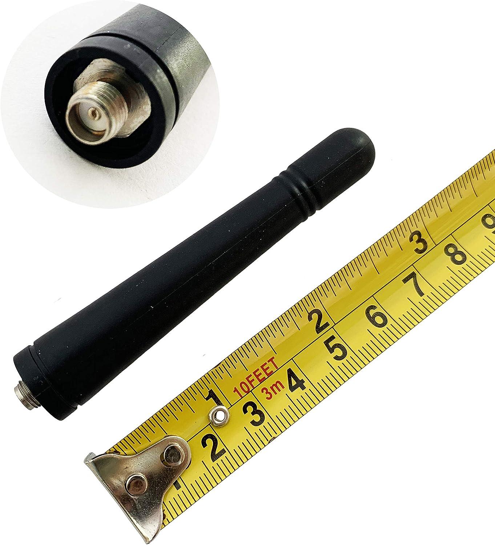 5x UHF Stubby Antenna KRA23 Kenwood TK3173 TK3302 TK3310 Portable Radio
