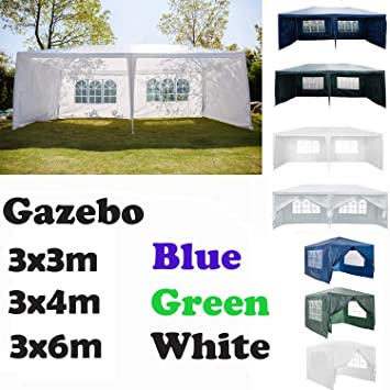 AutoBaBa Jardin Tonnelle Tente de Jardin extérieur Tente de ...