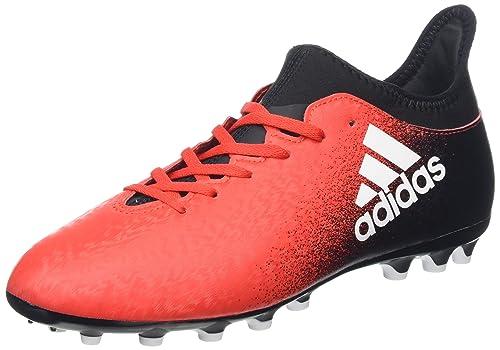 J Unisex redftw X De 3 Niños Zapatillas 16 Adidas Rojo Ag Fútbol qaHfqw