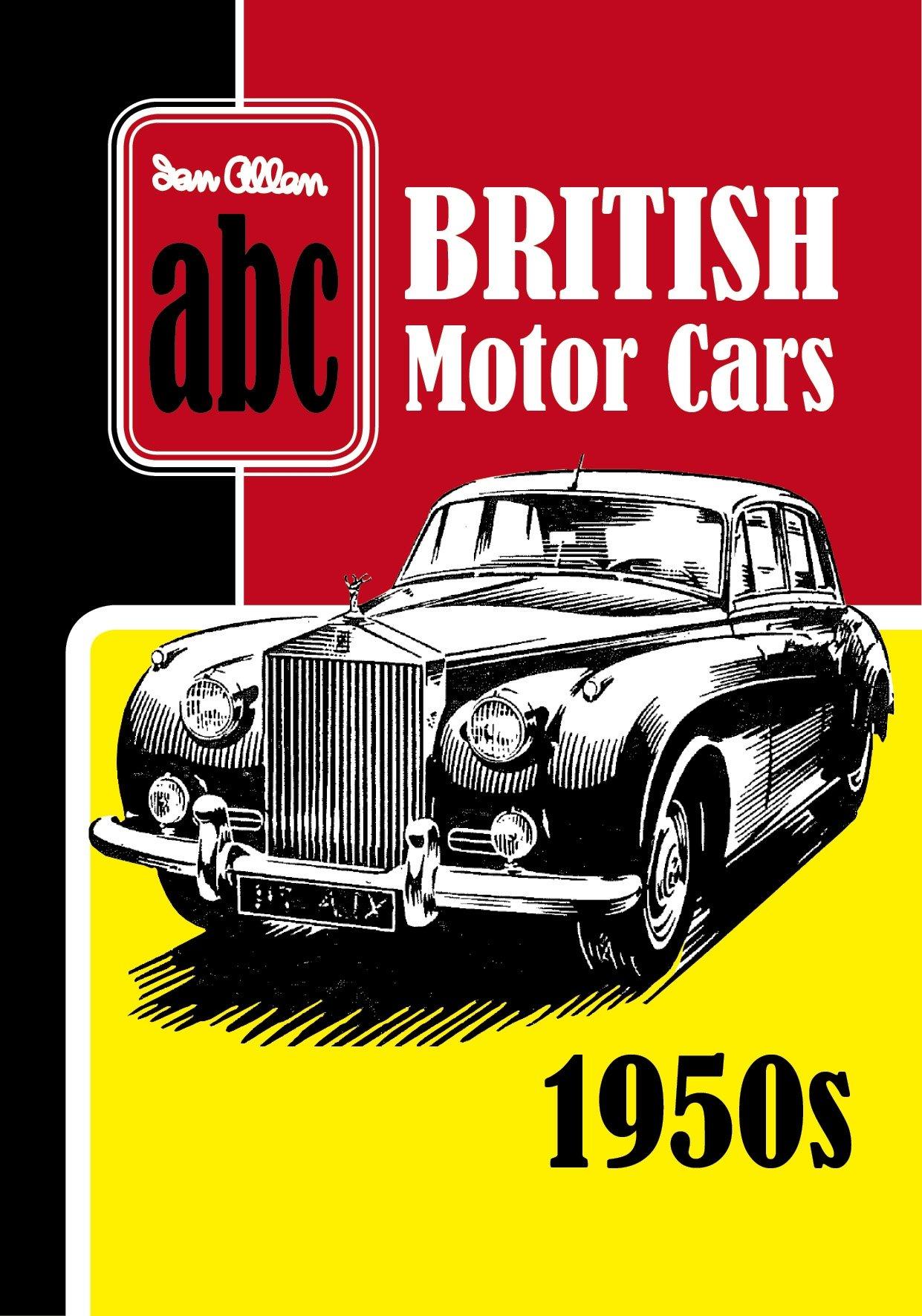 Abc British Motor Cars Abc Cars Amazon Co Uk Ian Allan