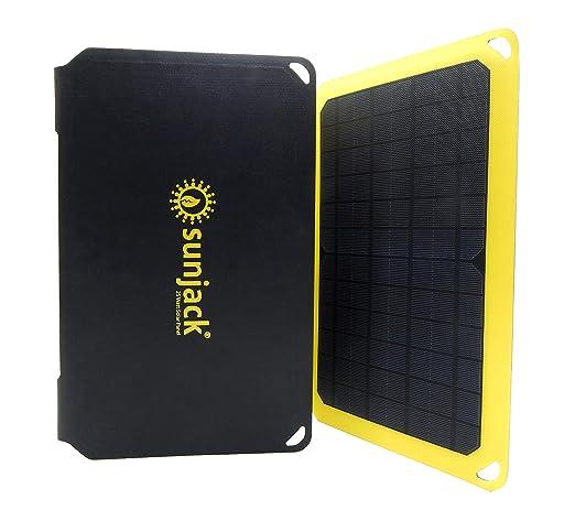Amazon.com: sunjack – Cargador solar portátil: Cell Phones ...