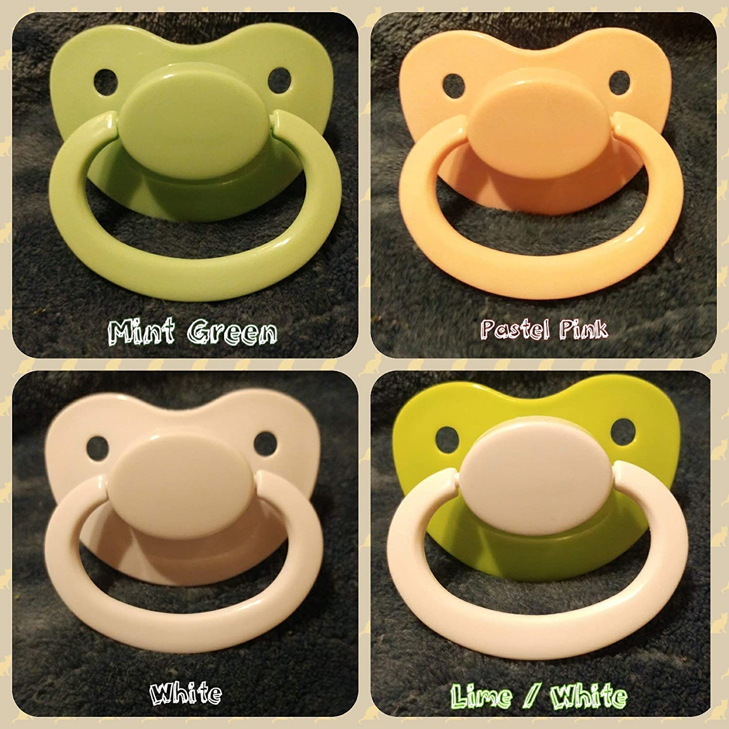 Custom Adult Pacifiers