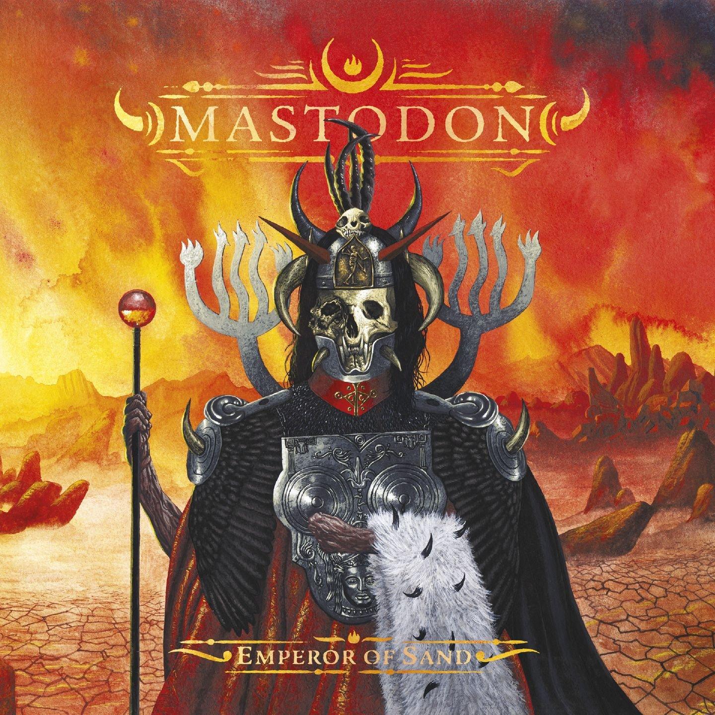 CD : Mastodon - Emperor Of Sand (CD)
