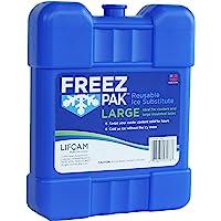 Freez Pak Mini de hielo reutilizable
