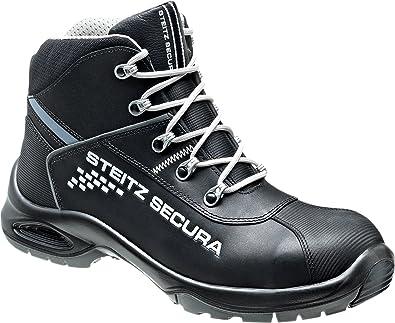 Steitz Secura , Chaussures de sécurité pour homme noir noir