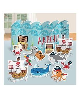 Amscan International Amscan 282219 - Kit de decoración para ...