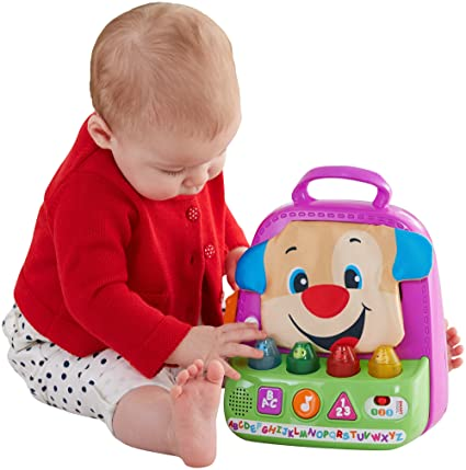 Amazon.com: Fisher-Price Laugh & Learn Etapas de Smart bolsa ...