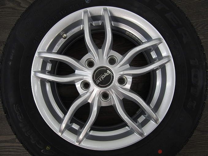 Seat Ibiza 6 F KJ Leon Toledo 1 M 15 pulgadas Llantas Invierno ruedas de Aquiles ZX100 nuevo: Amazon.es: Coche y moto