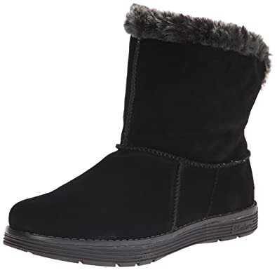 Skechers Women's J'Adore Polar Winter Boot,Black ...
