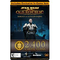 Star Wars: The Old Republic - 2400 Cartel Coins + Exclusive Item [Online Game Code]