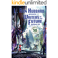 Writers of the Future Volume 30 book cover