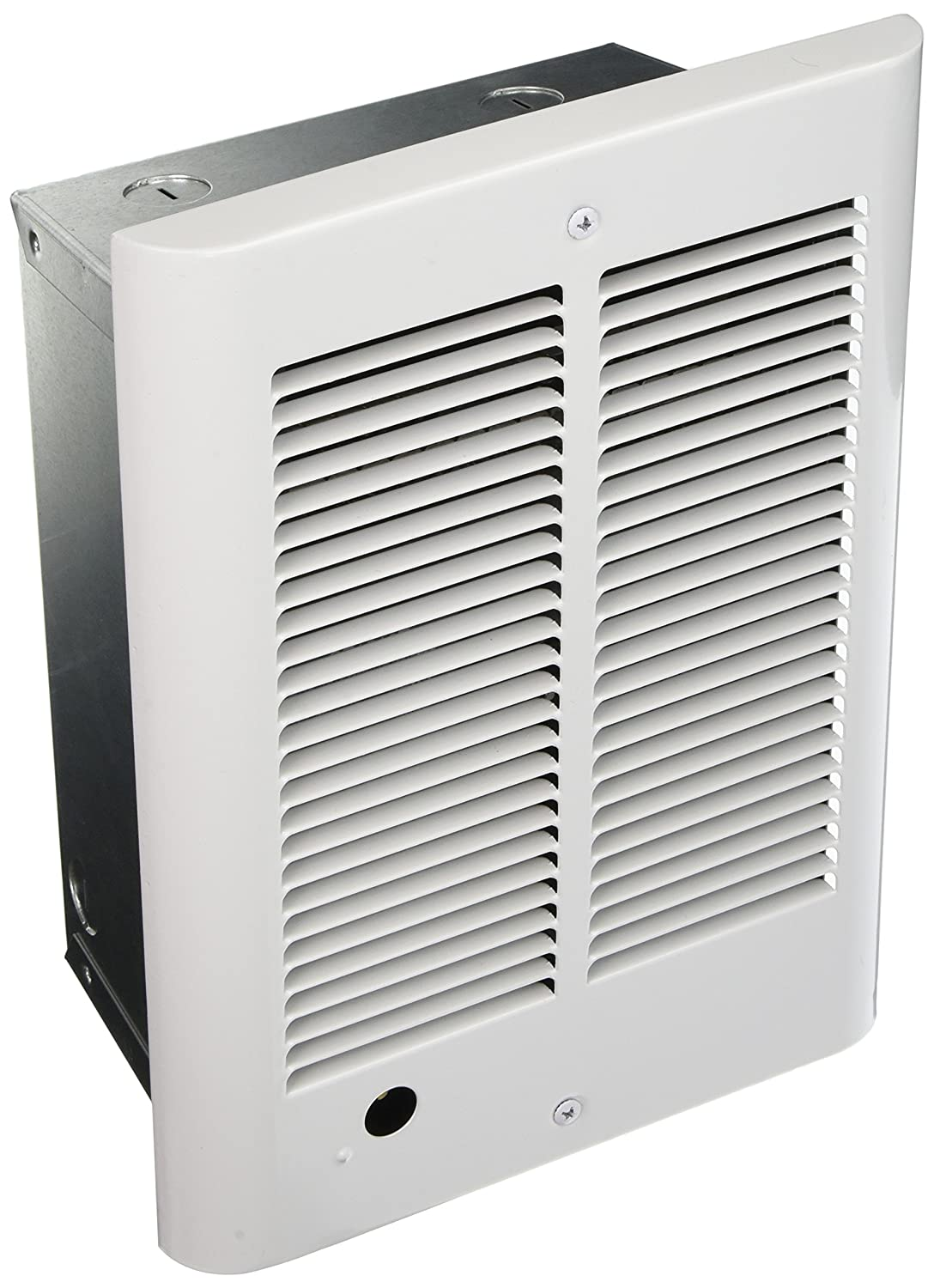 Bathroom Wall Heater 120v - Qmark cz1512t residential fan force zonal heater small northern white amazon com