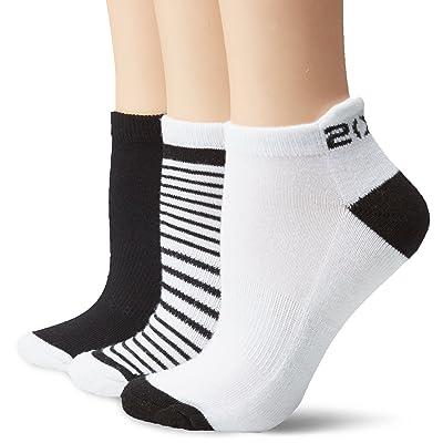 2(x)ist Women's Ladies Fashion Athletic Socks 3 Pack