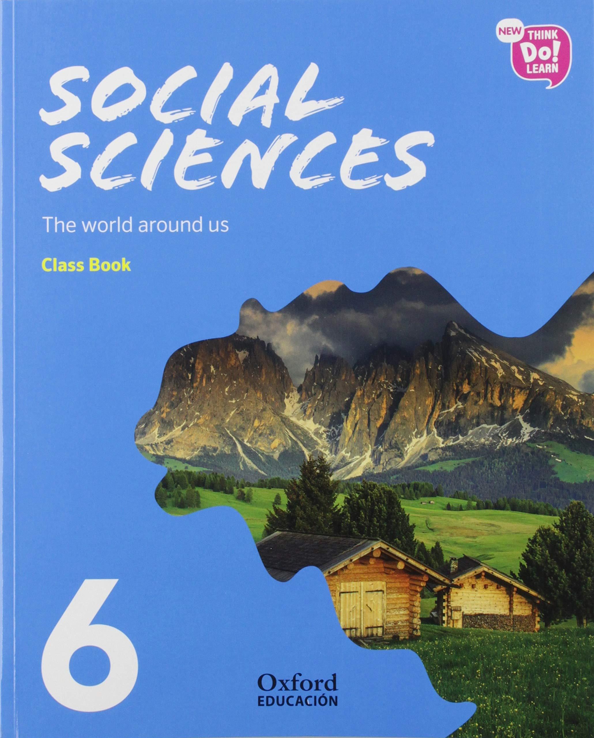 New Think Do Learn Social Sciences 6. Class Book Pack National Edition: Amazon.es: Libros en idiomas extranjeros