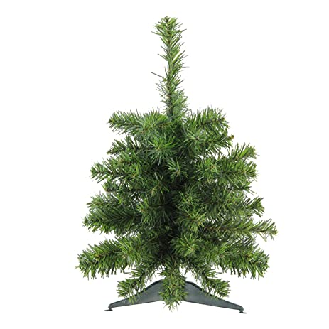 18 natural two tone pine artificial christmas tree unlit