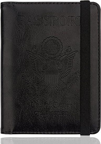 Worlds Best Driver Passport Holder Cover