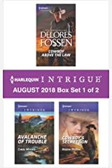 Harlequin Intrigue August 2018 - Box Set 1 of 2: An Anthology Kindle Edition