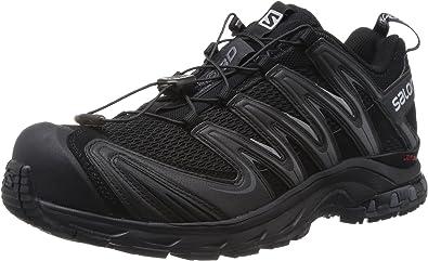 SalomonXA PRO 3D - Zapatillas de Running para Asfalto Hombre, Negro, 40: Amazon.es: Zapatos y complementos