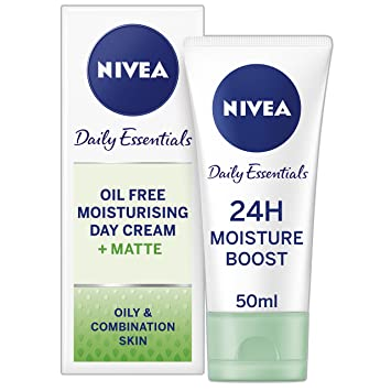 daily moisturiser for oily skin