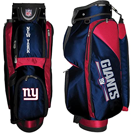 Amazon.com: Wilson New York Giants bolsa de golf, talla ...