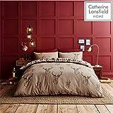 Catherine Lansfield  - Set di Copripiumino Matrimoniale e federe in cotone per letto king (230x220 cm)