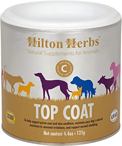 Hilton Herbs Canine Top Coat Supplement