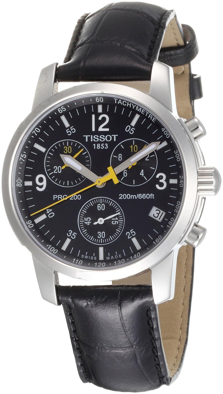 24032fd44c8 Amazon.com: Tissot Men's T17152652 PRC 200 Watch: Tissot: Watches