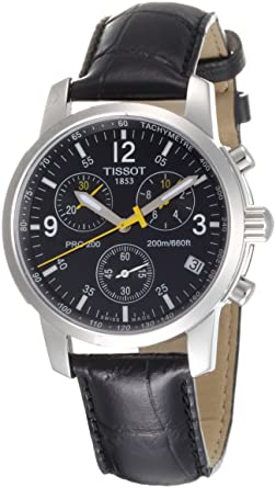 55e0241e9 Amazon.com: Tissot Men's T17152652 PRC 200 Watch: Tissot: Watches