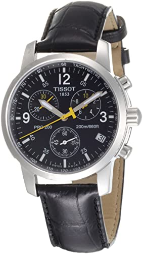 83333dcebdc Tissot T17152652 Gents Watch PRC 200 Chronograph Quartz  Tissot   Amazon.co.uk  Watches