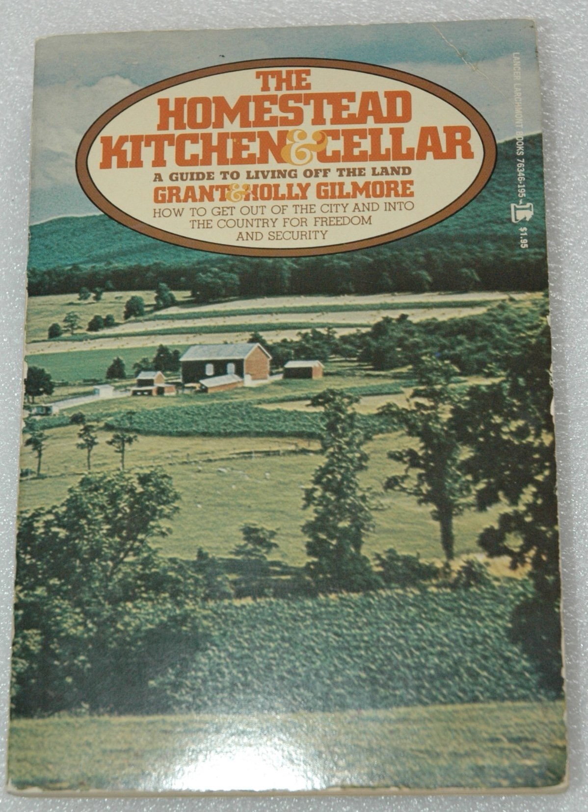 The Homestead Kitchen U0026 Cellar: A Guide To Living Off The Land. How To Get  Out Of The City And Into The Country For Freedom And Security: Grant U0026  Holly ...
