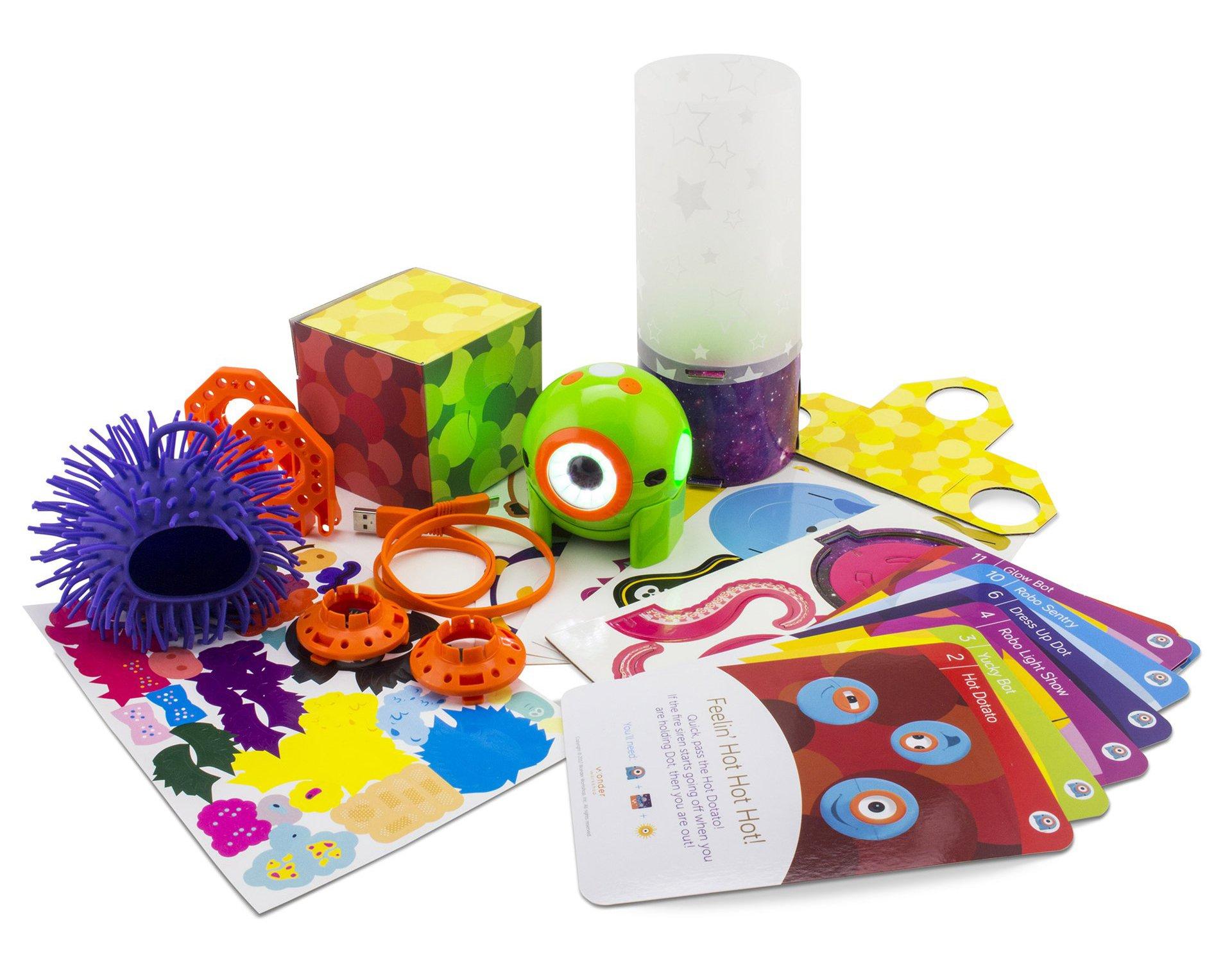 Wonder Workshop Dot Creativity Kit Robot by Wonder Workshop (Image #8)