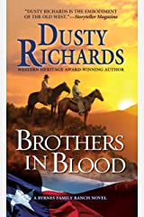 Brothers in Blood (Byrnes Family Ranch series Book 4) Kindle Edition