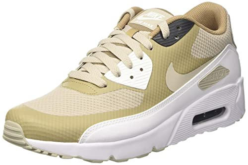 factory price 0c4bc 485c4 Nike Mens Air Max 90 Ultra 2.0 Essential, Pale Grey Pale Grey-Khaki, 11 M  US  Buy Online at Low Prices in India - Amazon.in