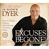 Excuses Begone! 8-CD: How to Change Lifelong, Self-Defeating Thinking Habits