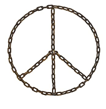 Imax 84451 Chain Of Peace Wall Decor