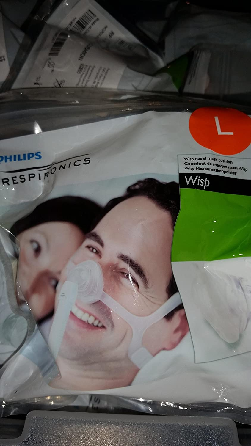 Wisp Nasal Mask Replacement Cushion (Large Cushion)