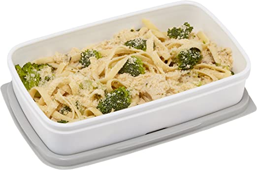 Smoke Gray 1946069 Go Entree Lunch Container 4.1 Cup Rubbermaid Fasten
