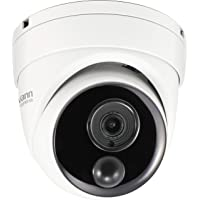 Swann 4K Thermal Sensing Dome IP Digital Video Camera with Face Recognition