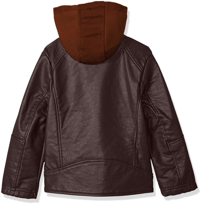 Urban Republic Boys 70Percentpvc 30Percentpu L//S Jacket