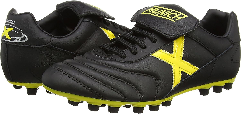 Munich Mundial U25 Botas de fútbol, Unisex Adulto: Amazon.es: Zapatos y complementos
