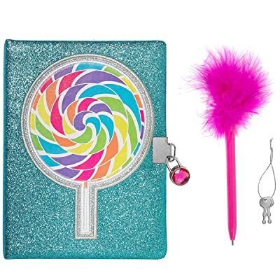 3C4G Lollipop Glitter Locking Journal (36177)