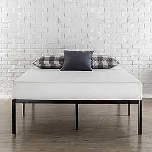 Amazon Com Zinus Van 16 Inch Metal Platform Bed Frame