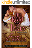 The Rake is Taken: Steamy Victorian Psychic Romance (League of Lords Book 2)