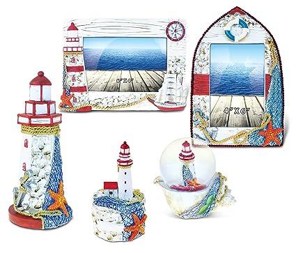 Amazon.com: Puzzled Photo Frames, Decor, Snow globe and Jewelry Box ...