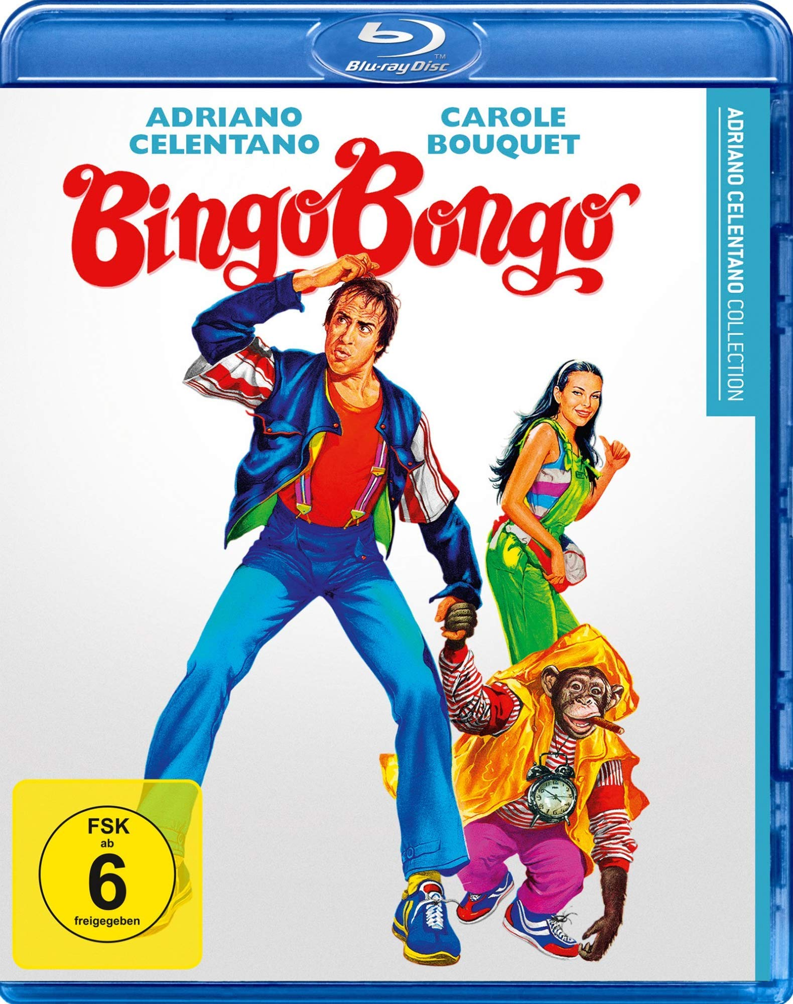Amazon Com Bingo Bongo Blu Ray 4020628855857 Books