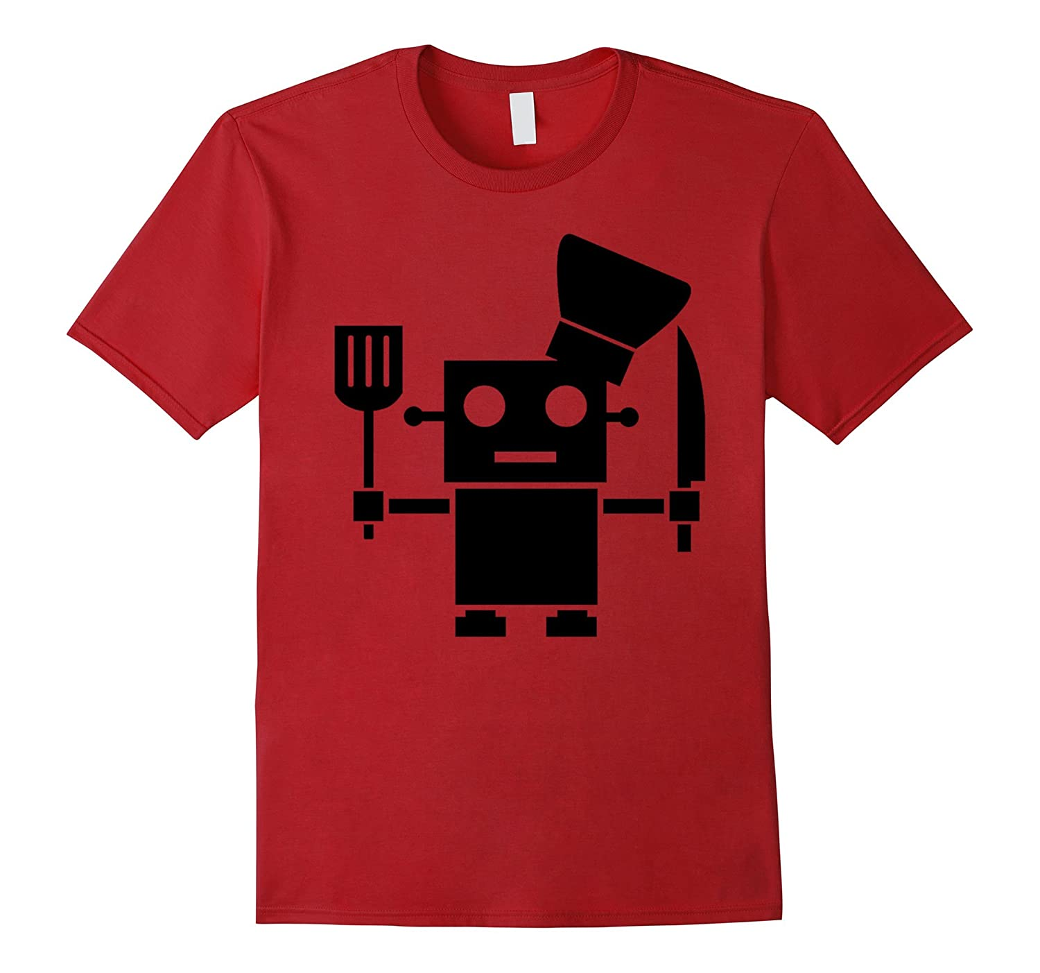 Chef T-shirt - yes, i am a chef of course i talk to my self-CL