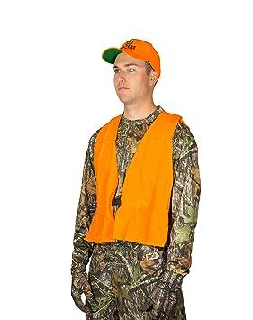 Hunter Cazadores Especialidades Magnum Seguridad Chaleco de Caza, Blaze Naranja: Amazon.es: Deportes y aire libre