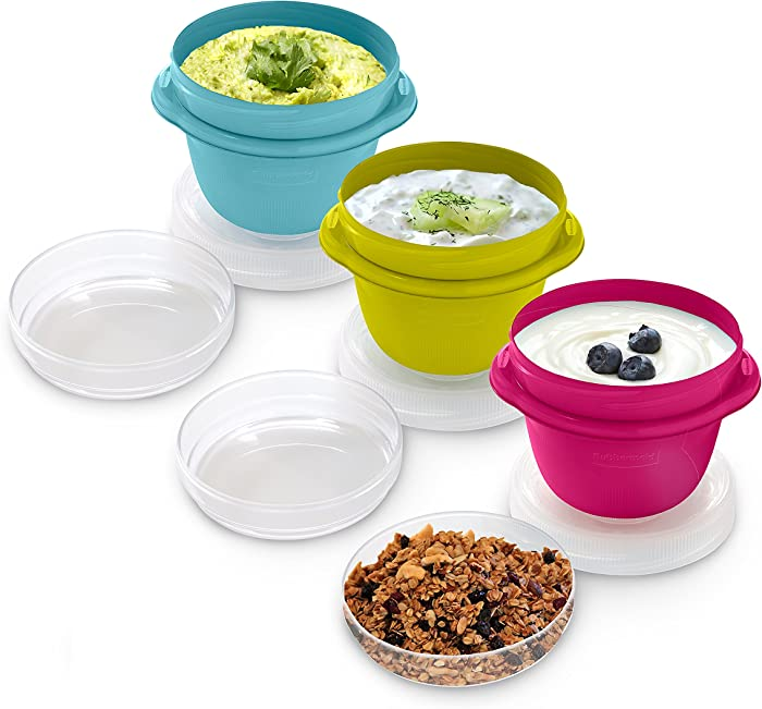 Top 9 Rubbermaid 3 Section Food Containers
