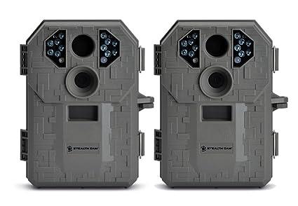 amazon com stealth cam p12 6mp 12ir digital camera 2 pack rh amazon com Bushnell Trail Camera Instruction Manual Stealth Game Camera Manual