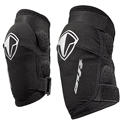 The Maxi Elbow Pads Black - Small Small Elbow Black PADS : Skate And Skateboarding Elbow Pads : Sports & Outdoors